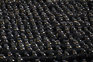 NYPD Police Academy Graduates at Madison Square Garden | by diana_robinson