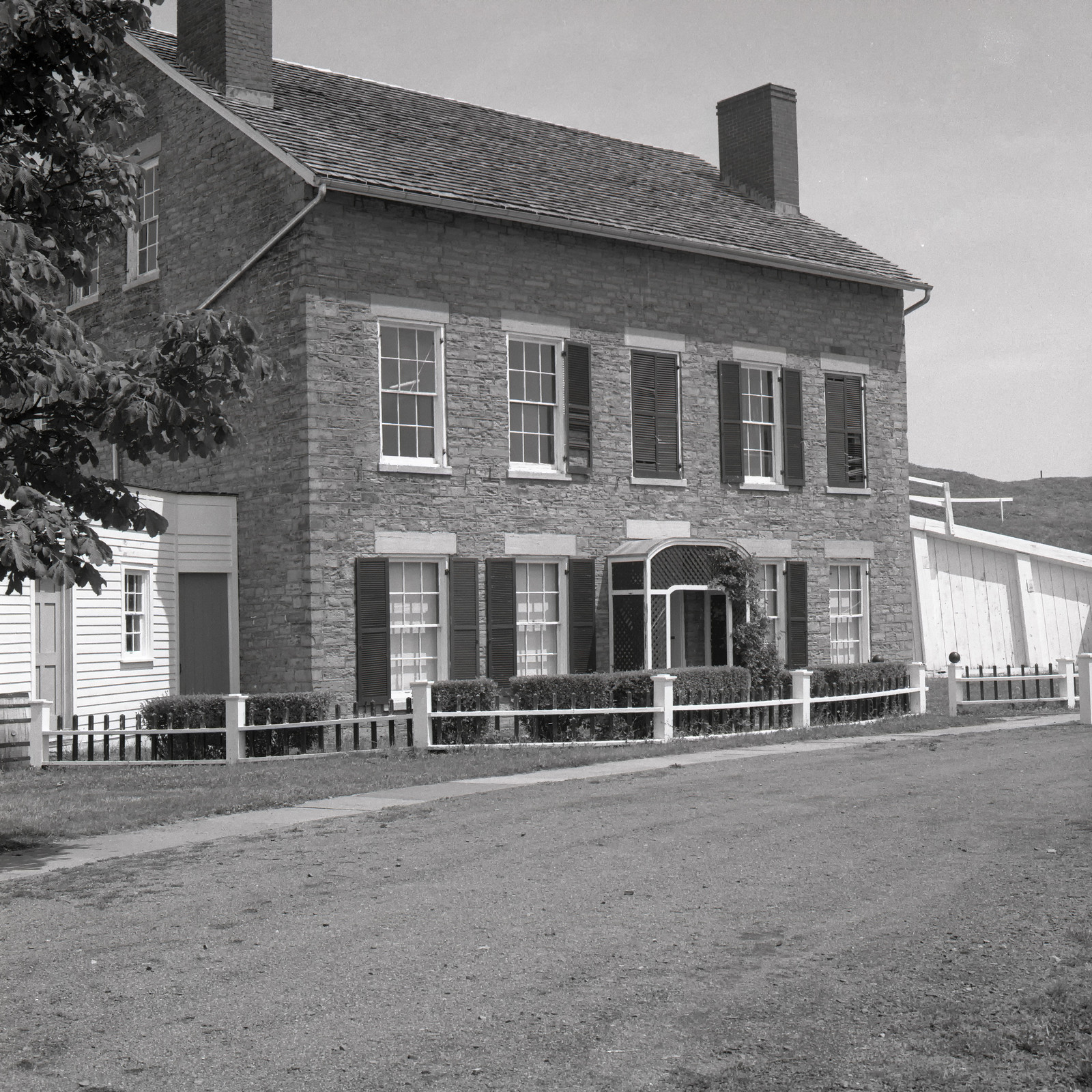 Project:1812 - Fort Ontario
