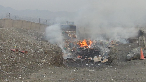 afghanistan for general pit special burn inspector openair airbase sigar afghans shindand incinerators reconstruciton
