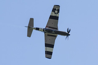 P-51D Mustang   by MH Motorsport Photography