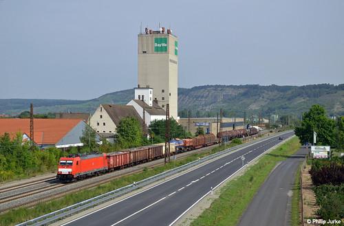 186 338-0 I [D] Karlstadt(Main) I 02.08.2014 | by Philip Jurke
