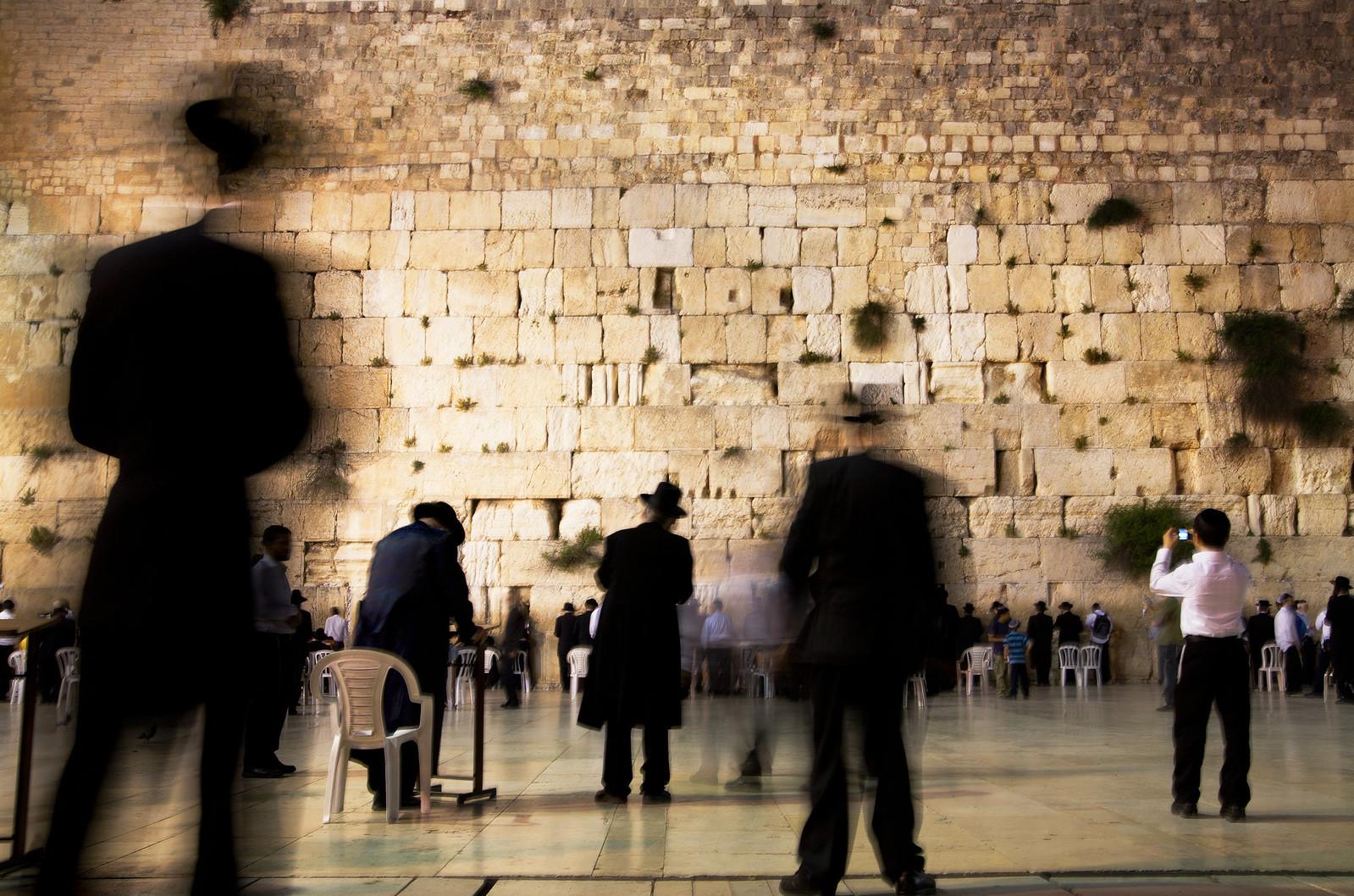 Jerusalem_Western Wall_6_Noam Chen_IMOT