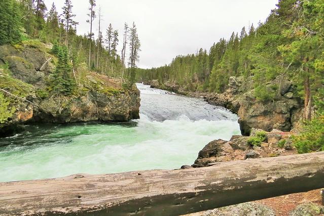 Brink of the Upper Falls