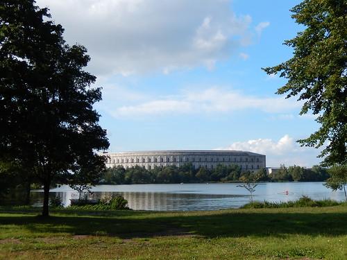Nuernberg - Reichsparteitagsgelaende - Kongresshalle