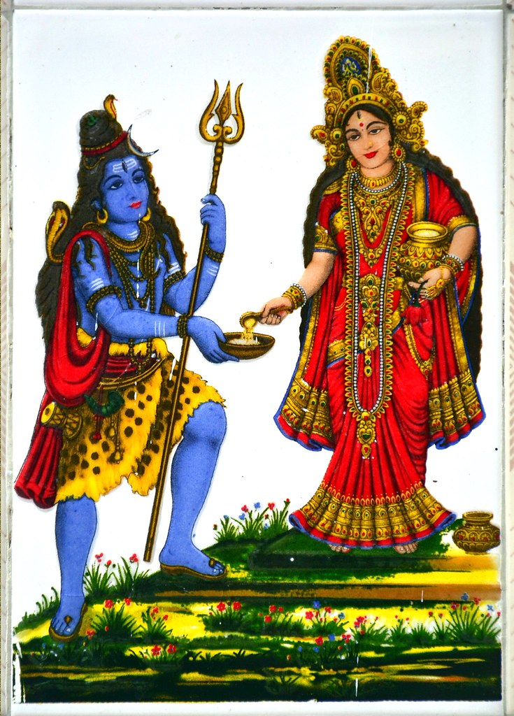 India - Rajasthan - Pushkar - Shiva & Parvati - 236 | Flickr