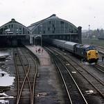 Stockton on Tees.(decline) 1977 37088