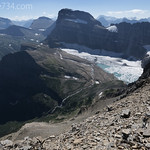 Grinnell Glacier Basin