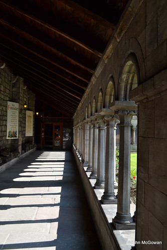 Cloisters Paisley Abbey | by guachglw