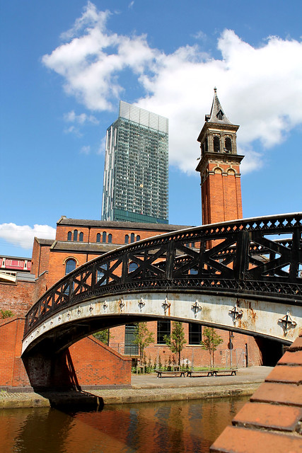A Bridge and Two Towers