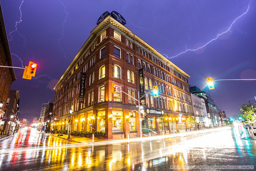 Lightning Over King and Queen | by Matt M S