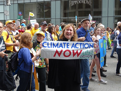 #PeoplesClimate: Faith Contingent & Unitarian Universalists | by Peter.Bowden