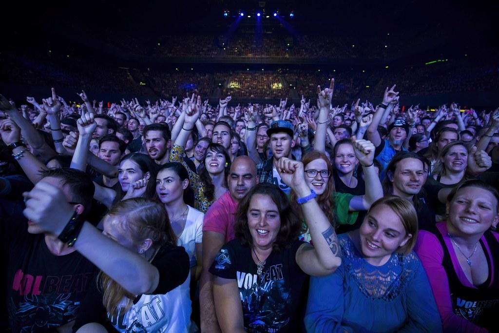 3FM presents Volbeat live at Ziggo Dome | 3FM presents Volbe