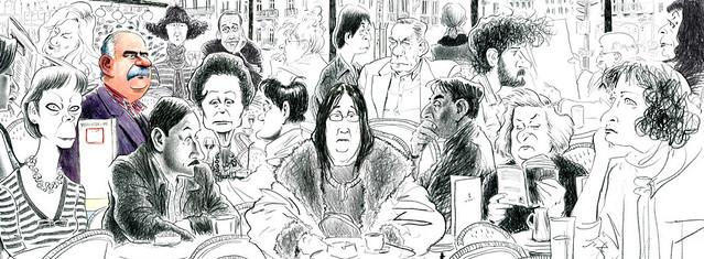 Café Le Sélect 1 (montage)