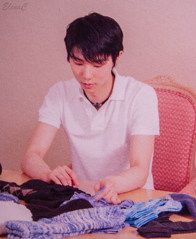 Yuzu e i calzini Phiten