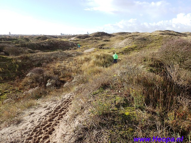 2016-11-19 Wassenaar RS80 Tocht 25 Km