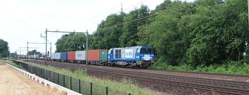 30-5-2014 | Rurtalbahn V 204 | by martijnm71