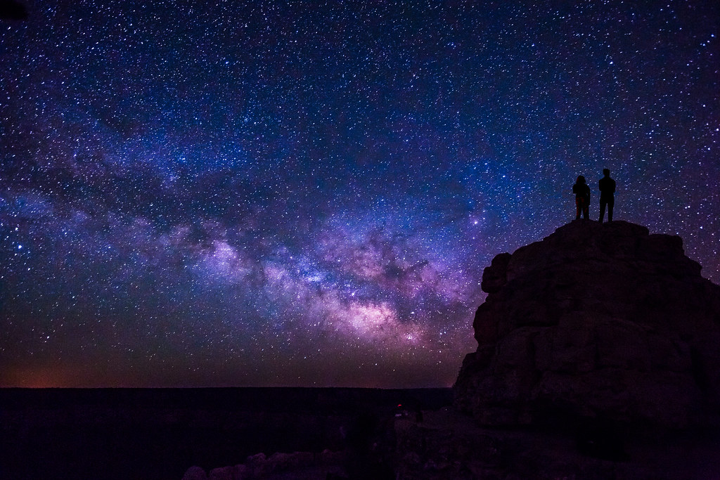 Watching the Stars | Watching the Stars on the North Rim of