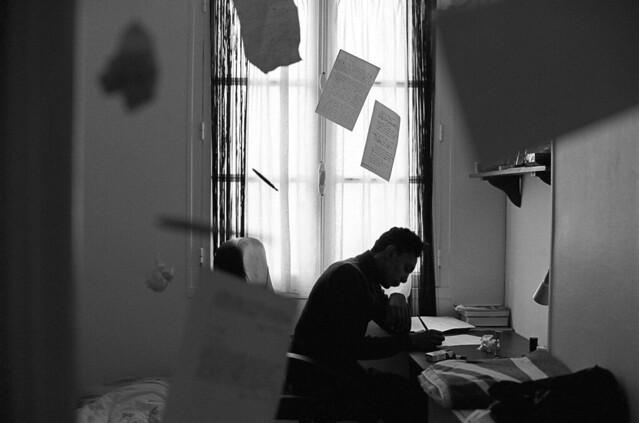 Le temps d'écrire