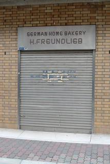 Closed Bakery