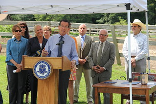 Bill Signing for Legislation Protecting Horse Owners and Handlers | by Office of Governor Dan Malloy