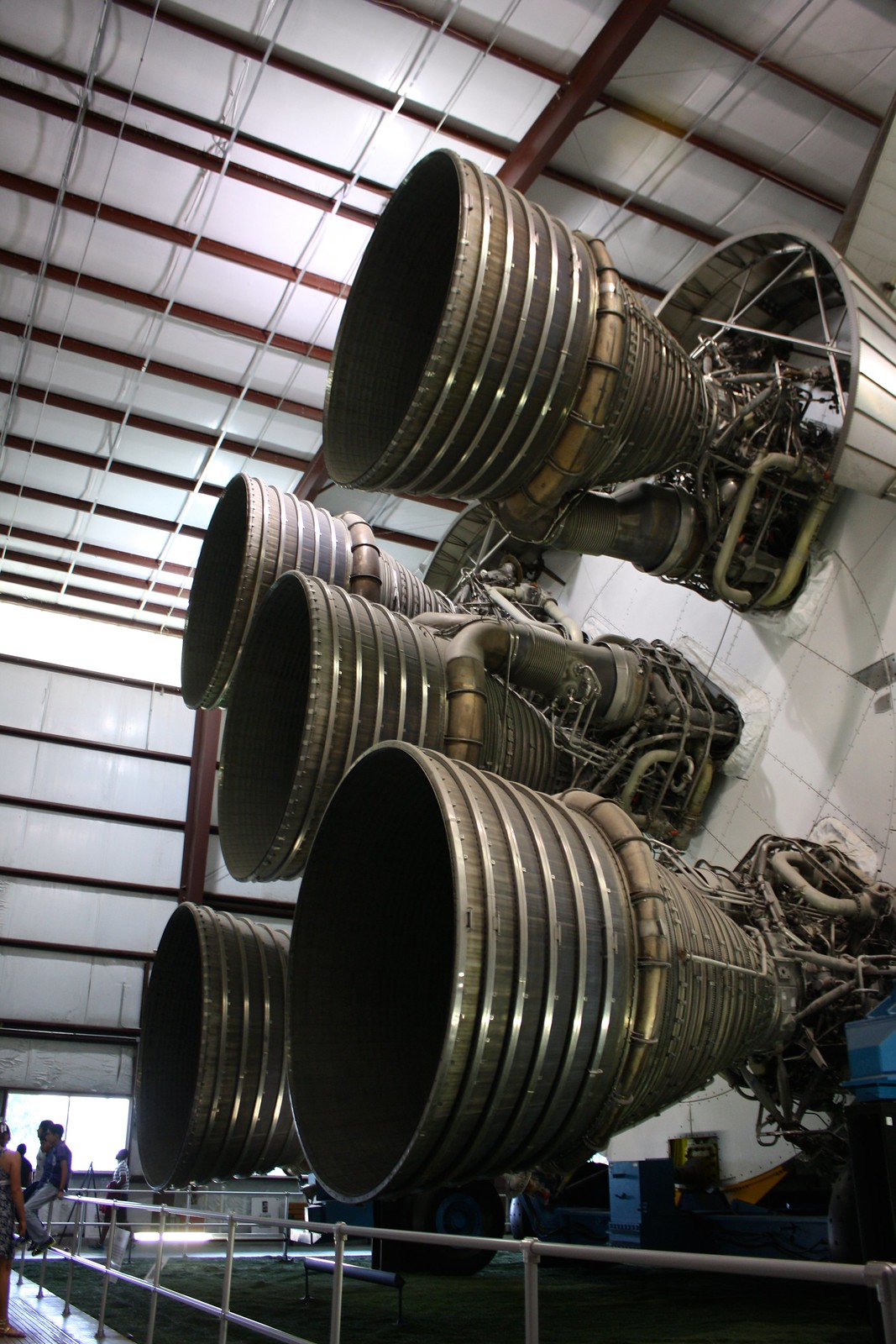 Saturn V rocket, Houston, Texas