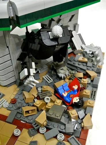 Injustice For All - Superman VS Solomon Grundy