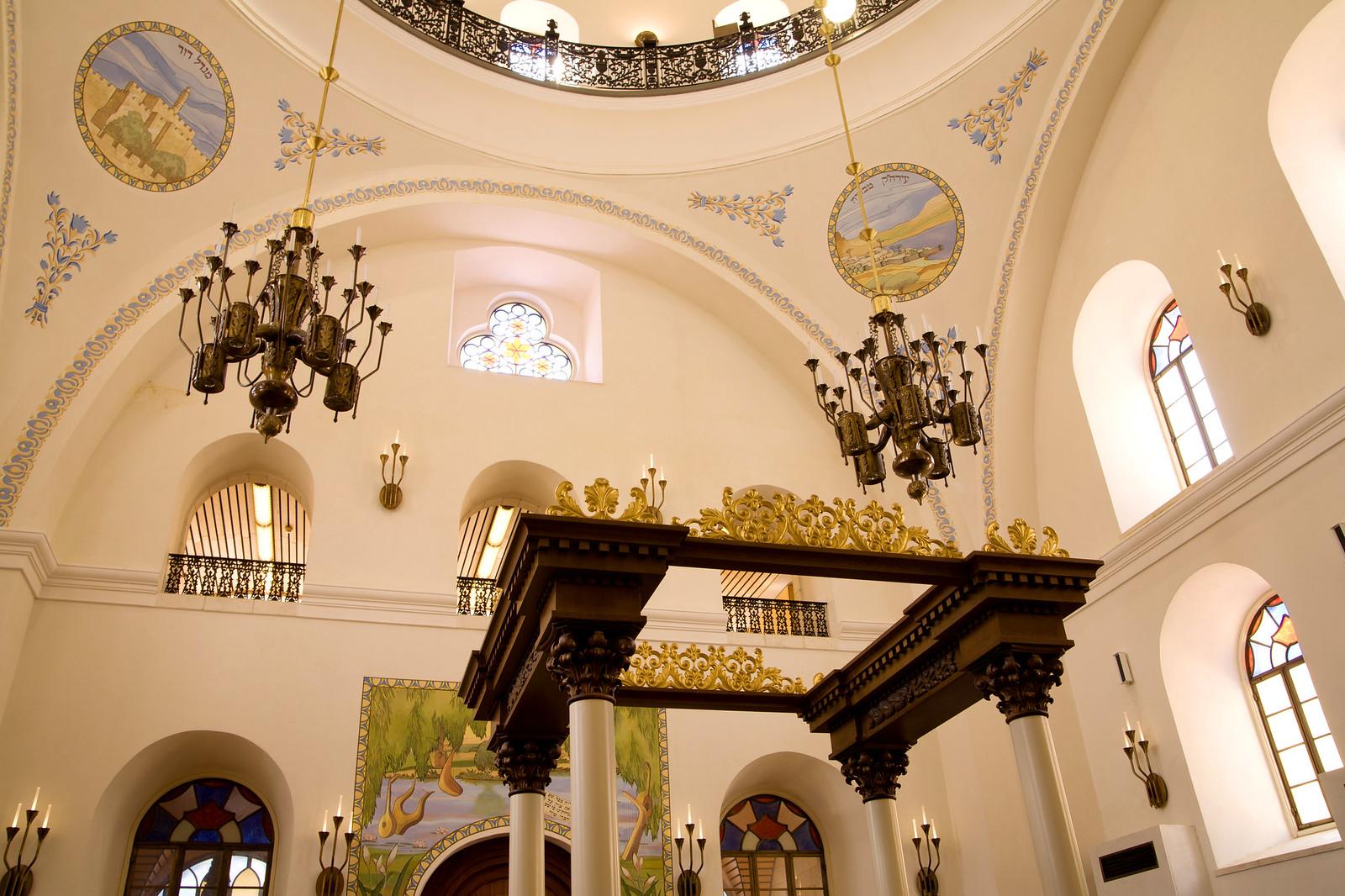 Jerusalem_Hurva Synagogue_3_Noam Chen_IMOT