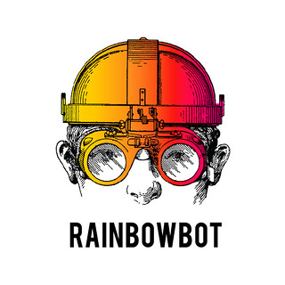 Rainbowbot Logo | by sikelianos