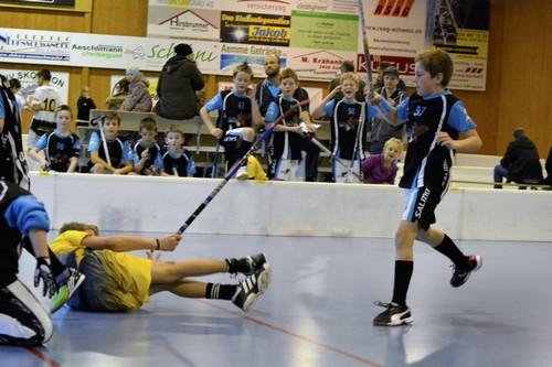 Junioren D I - UH Zulgtal Eagles II Saison 2013/14