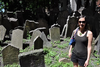 Prague - Jewish Cemetery | by lellobot