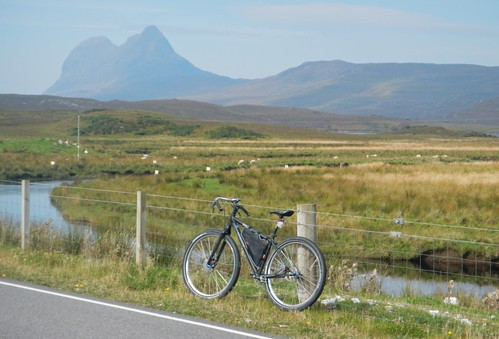 Ledmore to Ullapool - hills are getting hillier | by epicyclo