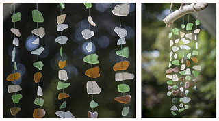 sea glass mobile | by Dani_Girl
