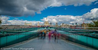 "Millenium Bridge""DSC_4447.jpg | by Sav's Photo Gallery"