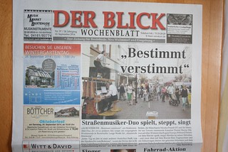 Buxtehude,...front page. | by mo_freut_sich