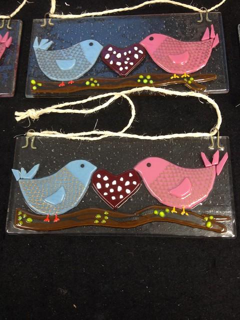 Hanging Plaques & Ornaments