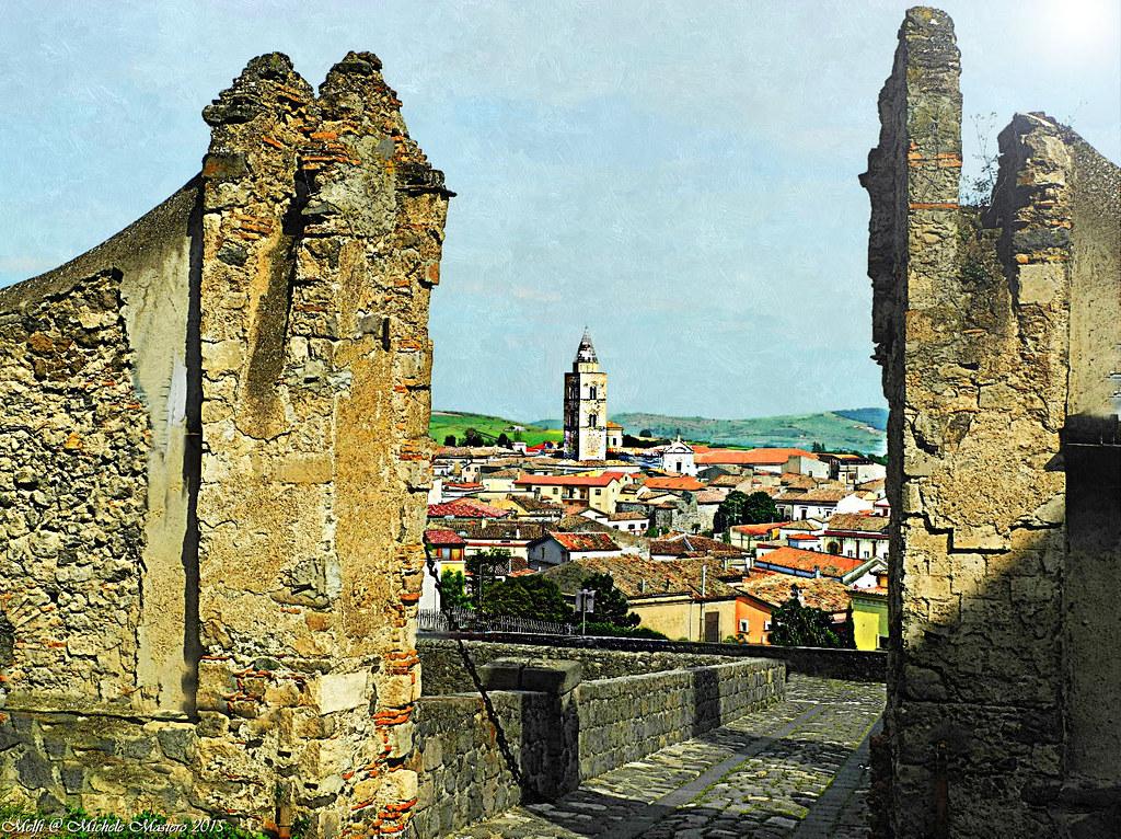 Melfi, Panorama | Melfi,Basilicata,Italia©2015 All rights re