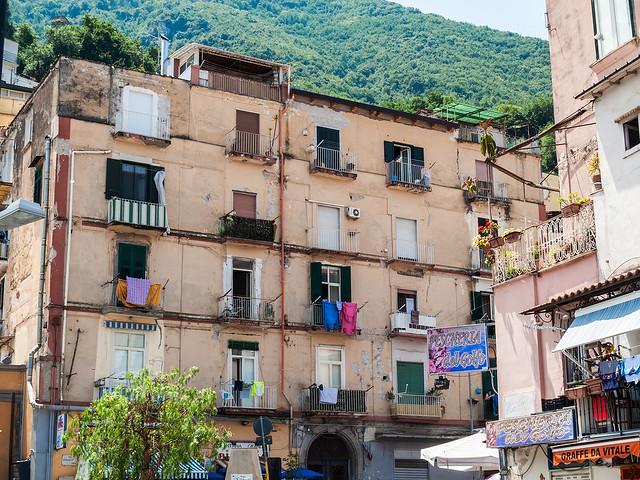 Balconies - Castellammare di Stabia - Napoli