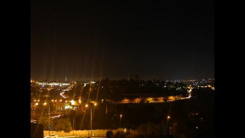 sunrise israel jerusalem timelapse