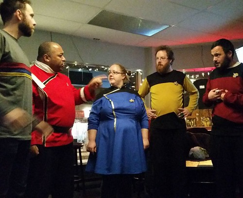 Star Trek Costumes | by sewprettyinpink