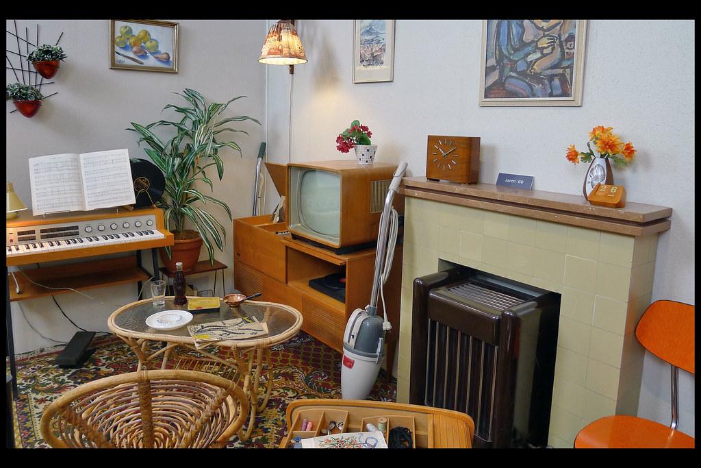 Jaren 60 Interieur.Nederlands Jaren 60 Interieur 01 Museum Vd 20e Eeuw Hoorn