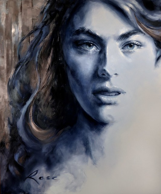 Em - oil on canvas (72