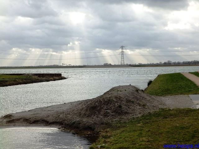 15-02-2014 Woerden 26 Km (10)