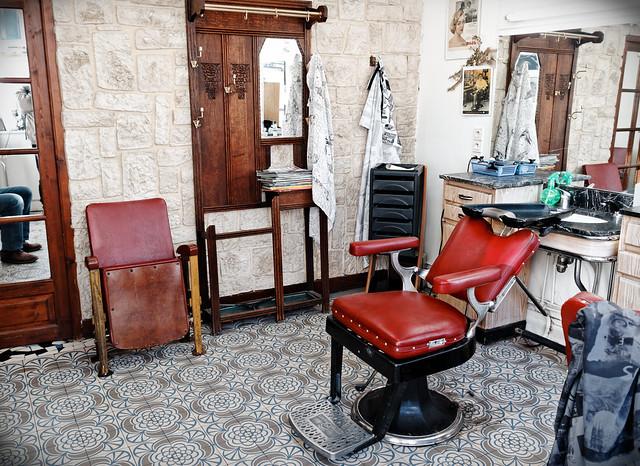Le salon du Télégraphe