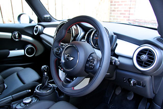 F56 JCW Steering Wheel | by jamesnathanjolly