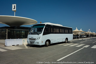 Hamad International Airport, Long Stay Shuttle Bus | by www.iCandy.pw