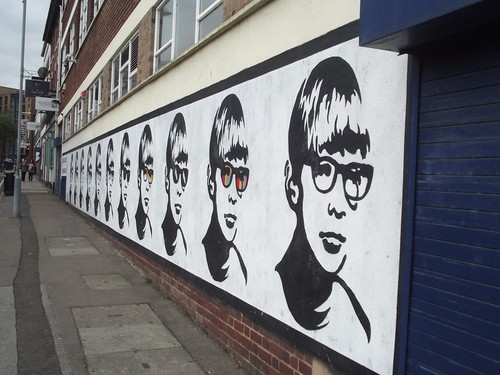 Golden Boy - It's all about the glasses - Lower Essex Street