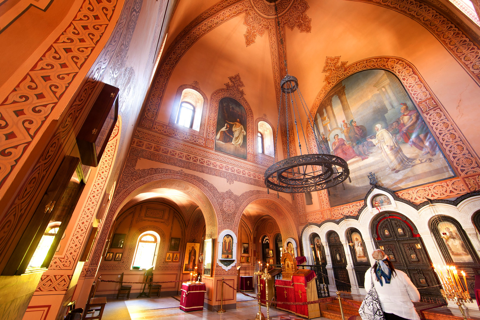 Jerusalem_Church of Mary Magdalene_2_Noam Chen_IMOT