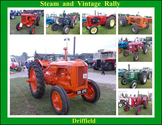 Agricultural Tractors.
