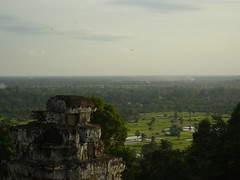 Sunset at Phnom Bakheng Angkor Thom - 04