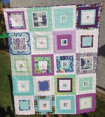 Quilt for Therese